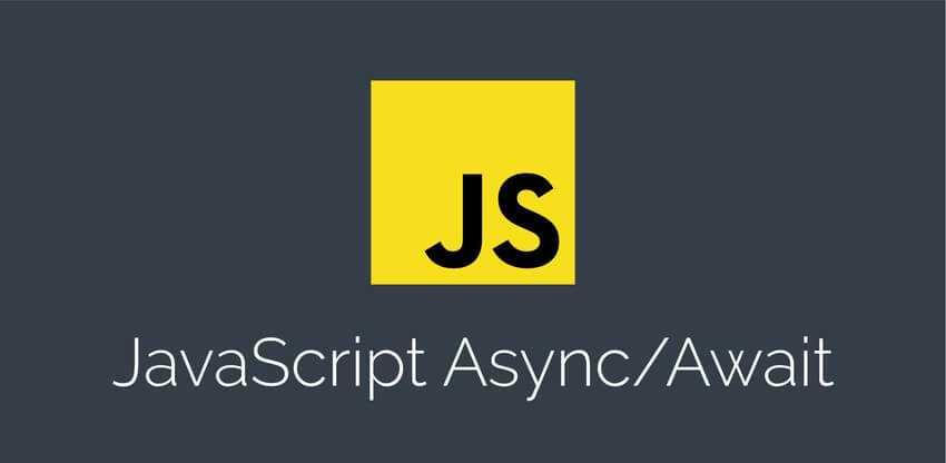 async await javascript