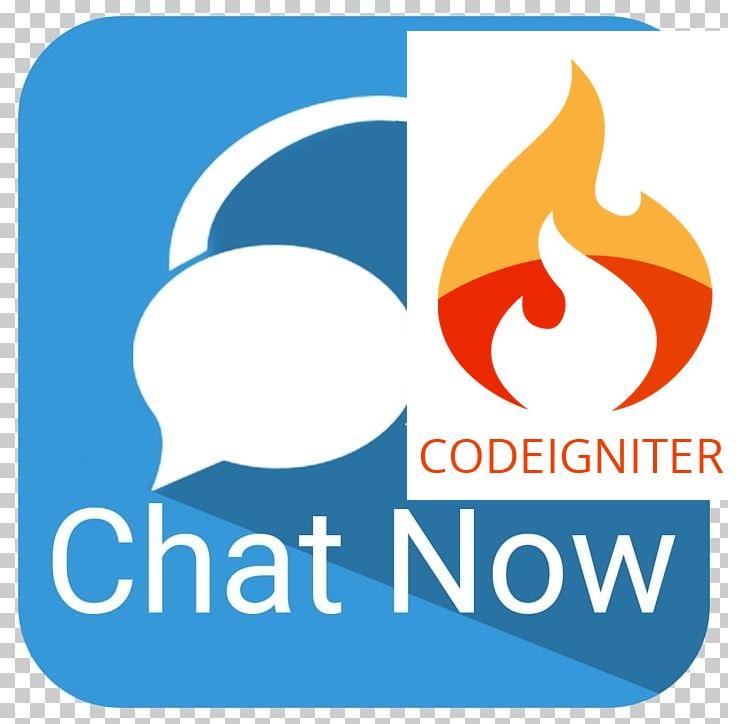 pasang aplikasi chat di website yang menggunakan framework codeigniter