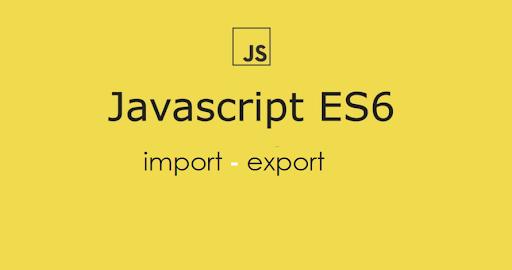 Menggunakan module import - export ecmascript6 di Node.js