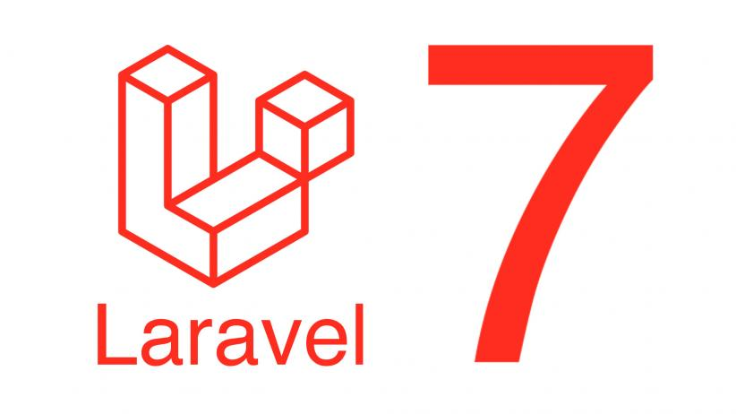 Membangun project baru laravel 7