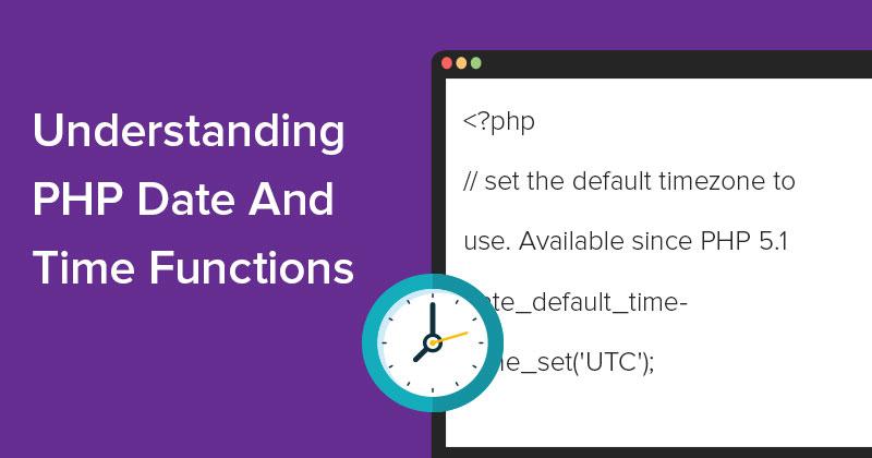 Memahami fungsi time di php