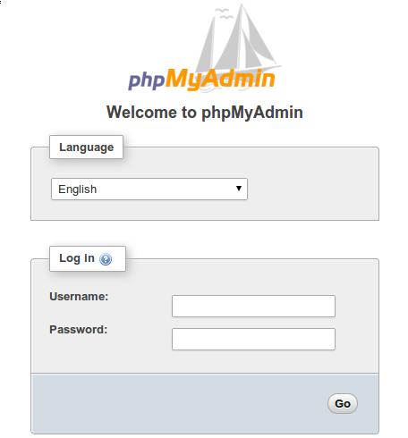 install secure phpmyadmin on debian9 stretch
